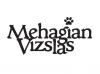 Mehagian Vizslas logo